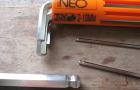 """Klucze imbusowe Neo Tools z """"kulkami"""", zaskoczenie"""