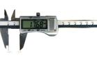 Suwmiarka elektroniczna MAUa 150 mm z głebokosciomierzem Gimex